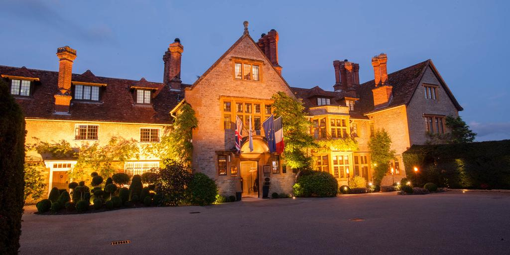 Beautiful Belmond Le Manoir Oxfordshire UK