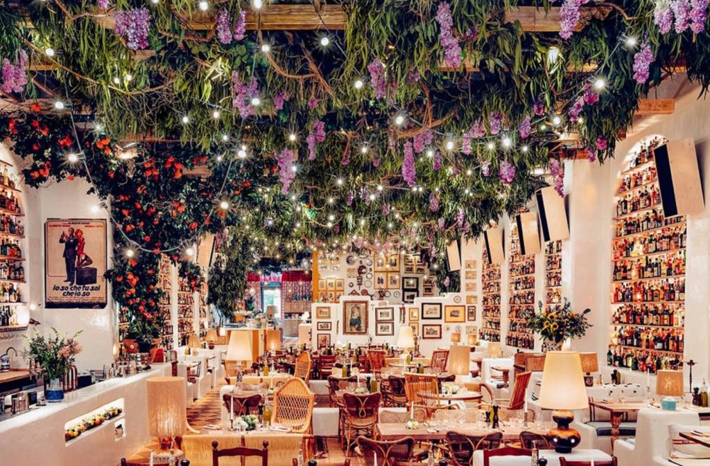 Big Mamma group restaurant, London