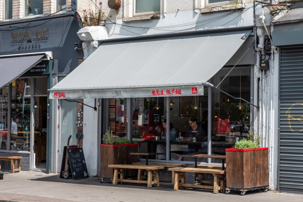 Taiwanese restaurant, London, Peckham